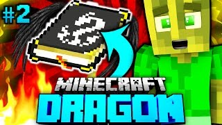 Das BUCH des DRACHEN?! - Minecraft Dragon #02 [Deutsch/HD]