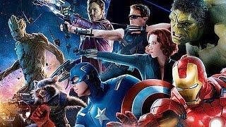 AVENGERS INFINITY WAR Charaktere bestätigt! Kein SPIDER MAN? | Film News 2017