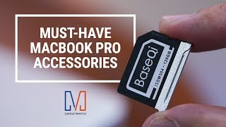 MacBook Pro Accessories That Will Change Your Life?!