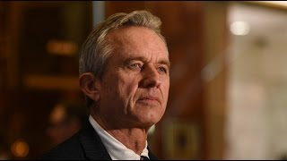 Robert Kennedy Jr-(Vaccine Sceptic) to Head Trump Vaccine Commission