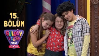 Güldüy Güldüy Show Çocuk 15. Bölüm, FULL HD Tek Parça