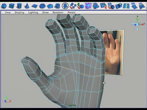 Как вшопе из сделать 3d модель