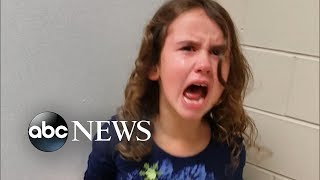 Parents fear for young daughter