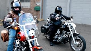 This Badass Women's Motorcycle Club Delivers Breast Milk