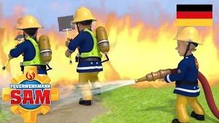 Feuerwehrmann Sam Deutsch Neue Folgen | Beste mit Feuerwehrmann Sam