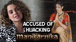 Kangana Ranaut Accused, In Legal Trouble - Manikarnika Scrapped