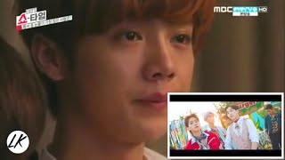 [Fake] LuHan Reaction to EXO_The War_Teaser #Xiumin #Suho #Kai #Sehun #Chanyeol #Baekhyun Reaction