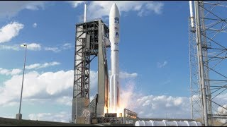 Atlas V GOES-S Launch Highlights