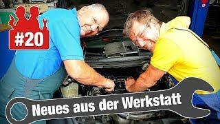 Abgasgeruch im Auto: festgebackene Injektoren im XXL-Krimi! Klappt der Ausbau?