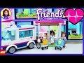 Lego Friends Heartlake Hospital Part 1 B...mp3