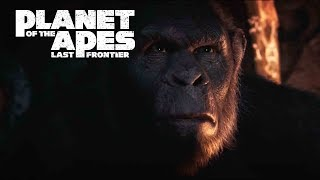 Planet of the Apes: Last Frontier   Trailer (Actual Game Footage)