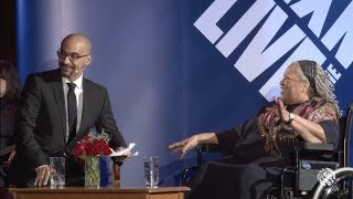 Toni Morrison and Junot Díaz
