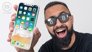 iPhone 8 Unboxing & Hands On with Prototype!