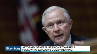 Sessions Makes Offer of Senate Testimony on Russia