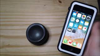 Tech Reviews- The iHome iBT72BYC