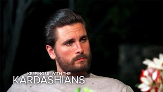 KUWTK | Scott Disick Is Literally Under Fire at Dinner | E!