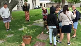 Natalie Wood Is Buried At The Westwood Village Memorial Park In California