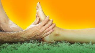 Fuss Massage selber machen - Anleitung für eine entspannende Fußmassage