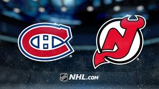 Canadiens ride big power play to 3-1 win over Devils