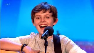 Jack and Tim: BGT golden-buzzer audition IN FULL—'The Lucky Ones'