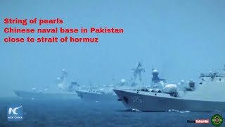 String of pearls: China to establish naval base in Pakistan