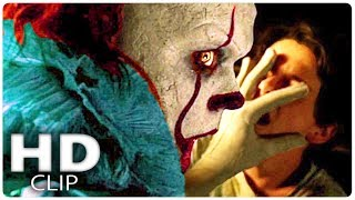 IT: All Clips from the Movie (2017)
