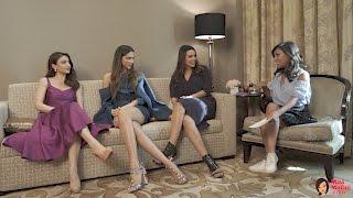 Deepika Padukone, Neha Dhupia & Soha Ali Khan | MissMalini Interview