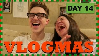 A Little More Tom | DAY 14 | VLOGMAS 2016
