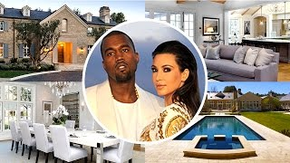 Kim Kardashian & Kanye West House Tour 2017 | Hidden Hill, California | $20 Million Mansion