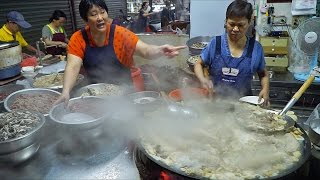 Taiwanese Street Food Tour in Chiayi, Taiwan | Street Food in Taiwan BEST Wet Market