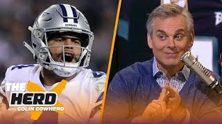 Colin Cowherd on the