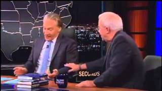 Bill Maher vs Evangelical Minister over God and the Bible - Real Time - July 26, 2013