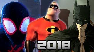 4 mega-coole Superhelden-Filme die du 2018 sehen solltest! [Animations-Version]