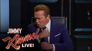 Arnold Schwarzenegger Won