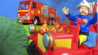 FEUERWEHRMANN SAM deutsch neue Folgen für Kinder: Beste Zug Rettungsaktion | Feuerwehrmann Sam