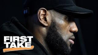 Has LeBron James Ever Looked Better?   First Take   May 18, 2017