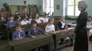 Eine Schulstunde Anno 1914