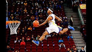 "NBA ""Flying"" Moments"