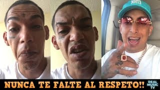 """¡FUERTE! El Dominio Le Responde A Ñengo Flow Por Expulsarlo De Los REALG4LIFE """"Nunca Te Falte Al Res"""