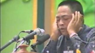 One the best Qari in the Philippines-Sheikh:ABDULBASIT IMAN Suratul Ra