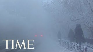 Temperatures Plunged To -88.6°F In Parts Of Russia, Here