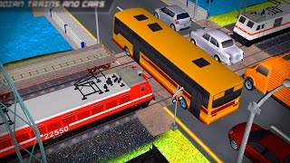 Railroad Crossing 2 - Android Gameplay HD Video