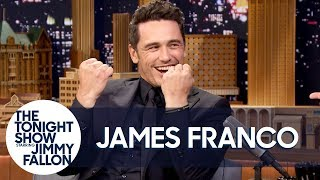 James Franco Does His Impression of The Room
