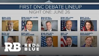 How Democrats are preparing for the first 2020 debates