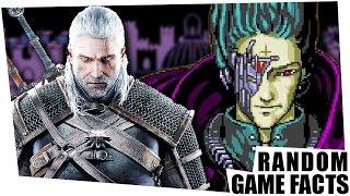 The Witcher für Konsole & uralte Zelda Memes - Random Game Facts #85