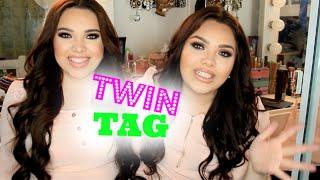 Twin Tag!