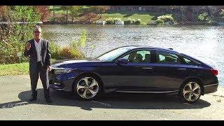 2018 Honda Accord Car Review & Test Drive