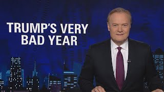 Lawrence O'Donnell on Donald Trump