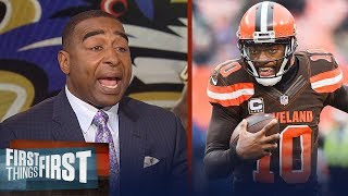 Cris Carter on why RG3 doesn