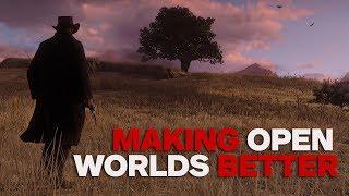 How Rockstar Is Making Its Open Worlds Even Better